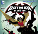 Batman and Robin (Volume 2) Issue 10