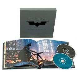 The Dark Knight - Original Motion Picture Soundtrack (2 CD Special Edition) kit