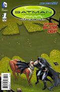 Batman Incorporated Vol 2-Special-1 Cover-2