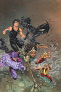 Teen Titans Annual Vol 4-3 Cover-1 Teaser