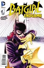 Batgirl Vol 4 Endgame-1 Cover-1
