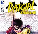 Batgirl: Endgame Issue 1