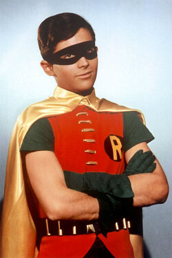 Batman '66 - Burt Ward as Robin