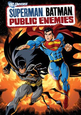 Superman Batman Public Enemies one sheet v2