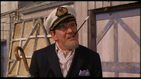 The Penguin as Commodore Schmidlapp