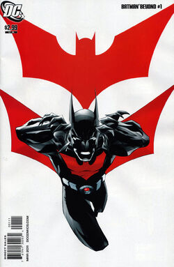 Batman Beyond V4 01 Cover