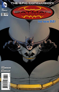 Batman Incorporated Vol 2-13 Cover-1