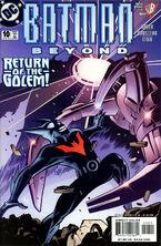 Batman Beyond v2 10 Cover