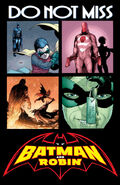 Batman and Robin Teaser Cover
