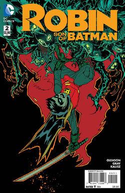 Robin Son of Batman Vol 1-2 Cover-1
