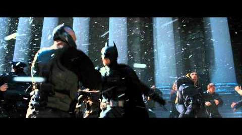 """The Dark Knight Rises - In Cinemas Now - """"Back In The Game"""" Quotes"""