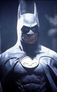 Michael Keaton as Batman (1989)