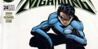 Nightwing (Volume 2) Issue 24