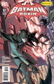 Batman and Robin-17 Cover-2