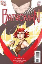 Batwoman Vol 1-0 Cover-2