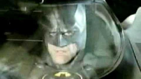 "BATMAN - OnStar TV commercial ""Penguin"""
