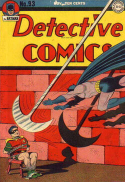 Detective Comics Vol 1-93 Cover-1