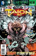 Talon Vol 1-1 Cover-1
