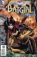 Batgirl Vol 4-13 Cover-1