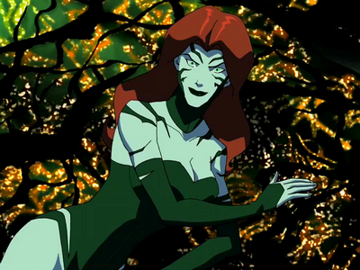 Poison Ivy Young Justice Batman Wiki Fandom Powered