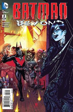 Batman Beyond Vol 6-2 Cover-1