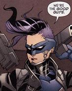 DC Comics Bluebird Batman 28