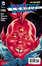 Justice League of America Vol 3-14 Cover-2