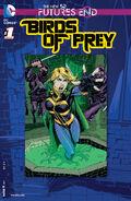 Birds of Prey Vol 3 Futures End-1 Cover-1