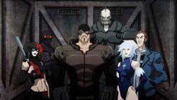 Suicide Squad Batman Assault on Arkham Film