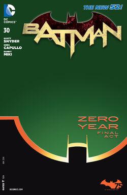 Batman Vol 2-30 Cover-1