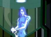 Riddler hologram