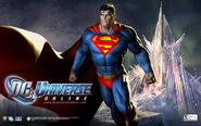Superman fortress DCUO