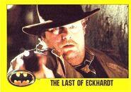 Eckhardt's Trading Card