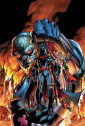 Earth 2 World's End Vol 1-26 Cover-1 Teaser