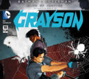 Grayson (Volume 1) Issue 18