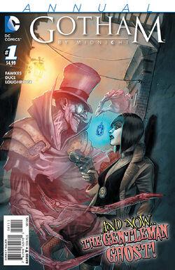 Gotham by Midnight Vol 1 Annual 1 Cover-1