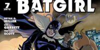 Batgirl (Volume 3) Issue 7