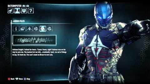 Batman Arkham Knight All Arkham Knight Audio Logs-0