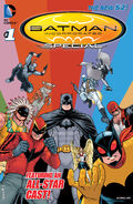Batman Incorporated Vol 2-Special-1 Cover-1