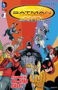 Batman Incorporated Vol 2-Special-1 Cover-1