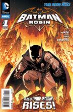 Batman and Robin Vol 2 Annual-1 Cover-1