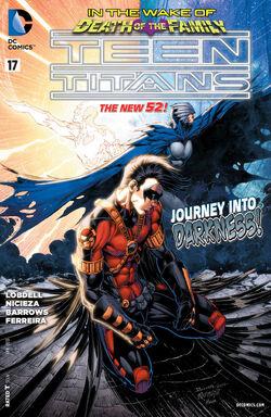 Teen Titans Vol 4-17 Cover-1