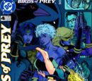 Birds of Prey Issue 4