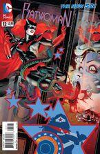 Batwoman Vol 1-12 Cover-1