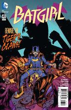 Batgirl Vol 4-43 Cover-1
