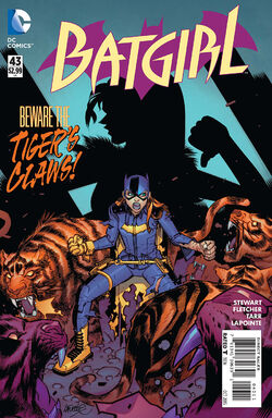 Batgirl Vol 4-43 Cover-1