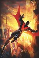 Batman Beyond Vol 6-7 Cover-1 Teaser