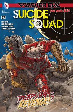 Suicide Squad Vol 4-27 Cover-1