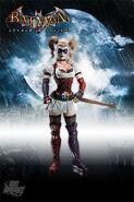 DC Direct Arkham Asylum Figures - Harley Quinn 0001