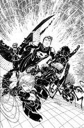 Teen Titans Vol 4-8 Cover-2 Teaser